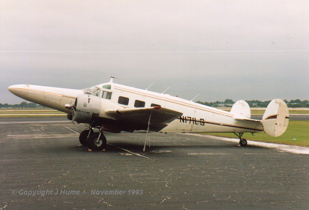 turboliner aircraft