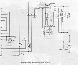 norden bombsight this is the wiring diagram for the norden sight stabilizer g1048a