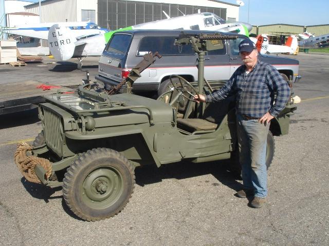 ford jeep print